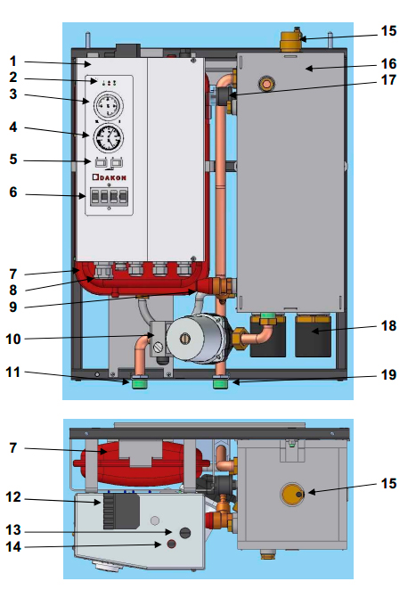 Bosch Tronic 5000H